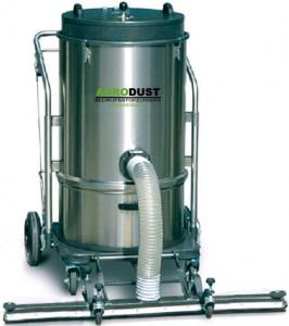 Agrodust industrial vacuum cleaner F3320