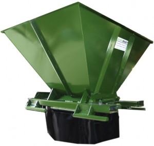 Agrodust bigbagvuller voor zand en grind