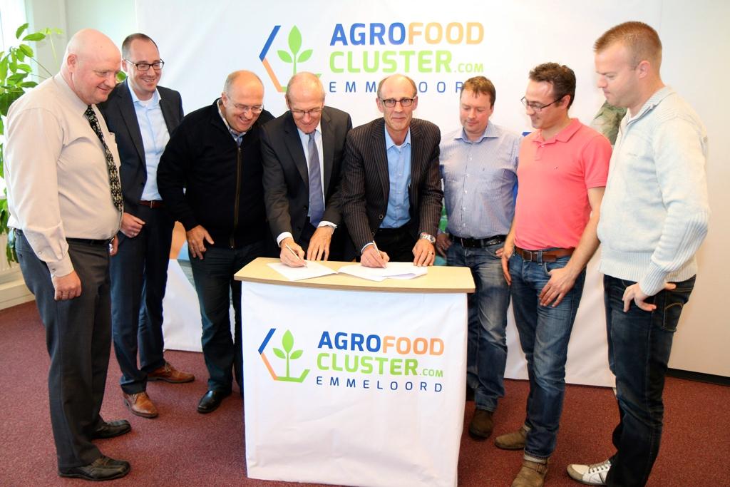 Agrodust joins Agrofoodcluster Emmeloord 2014